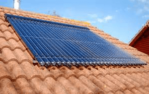 solar panel costs thermal evacuated tubes